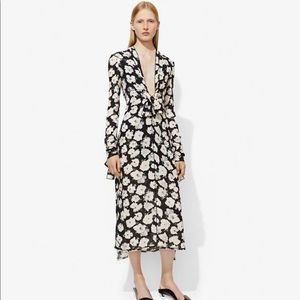 Proenza Schouler Pansy Floral Dress (orig. $1650)